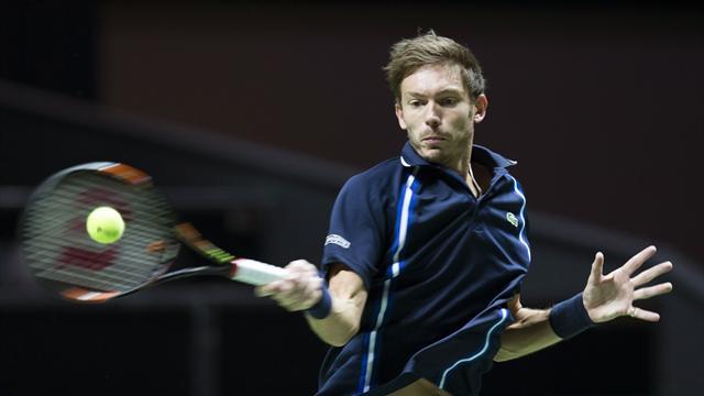 A 34 ans, Mahut s'offre une première demi-finale d'ATP 500