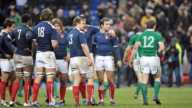 Du point de vue irlandais, le XV de France, chez lui, reste un sérieux client