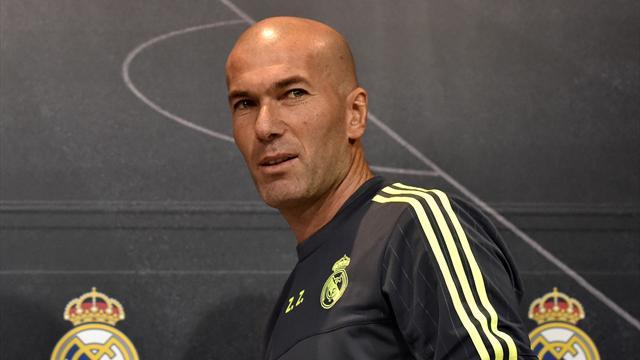 """Zidane : """"Quand j'ai pris l'équipe en main, tout était merveilleux..."""""""