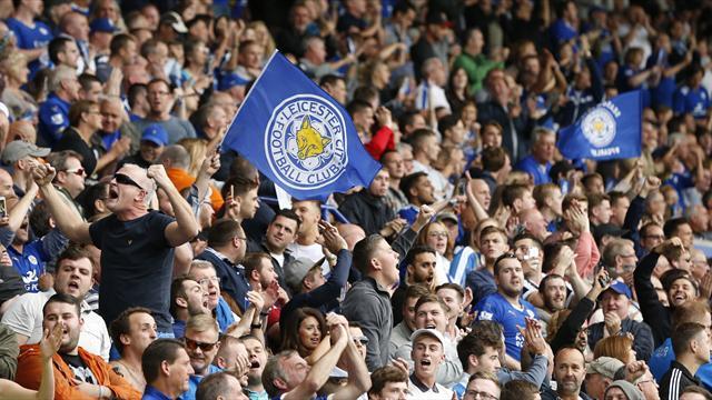 Le pari fou (et peut-être gagnant) d'un supporter de Leicester