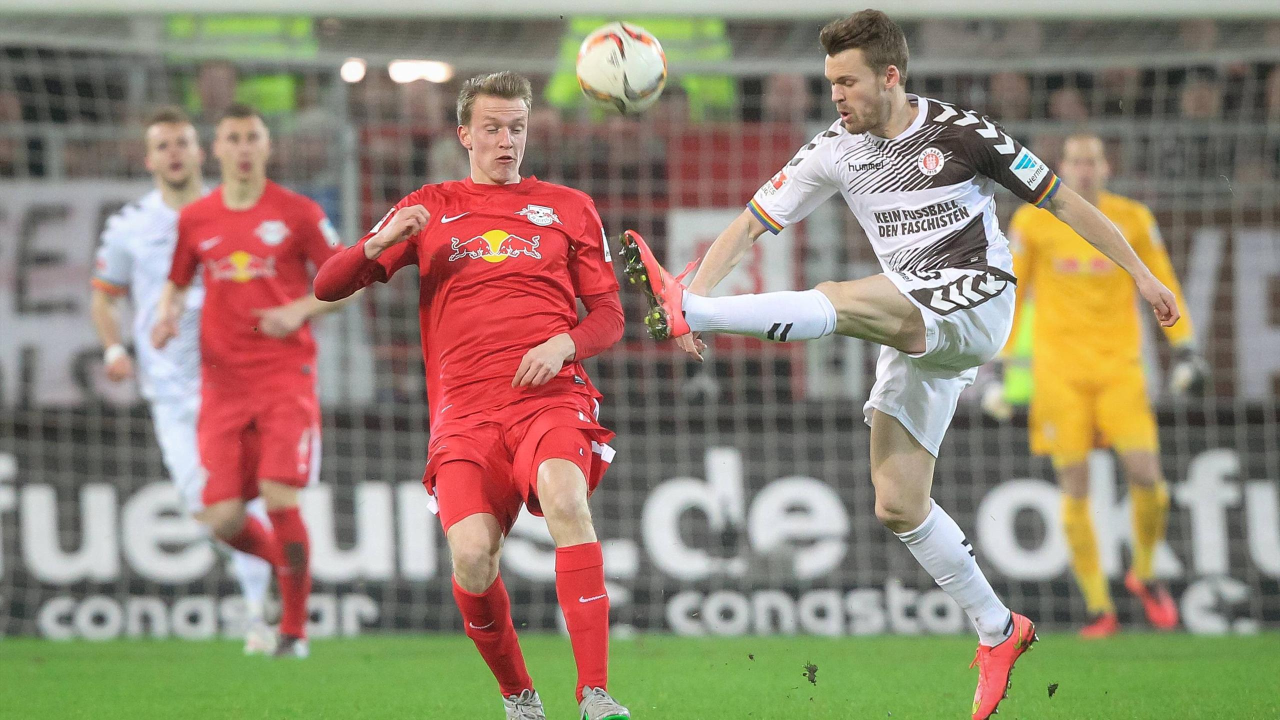St Pauli Gegen Leipzig