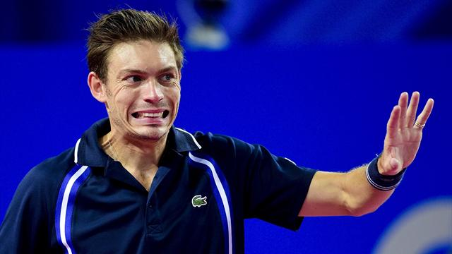 Tennis : Mahut - Klizan EN DIRECT