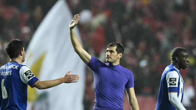 Старый добрый Касильяс раскачал матч «Порту» и «Бенфики»