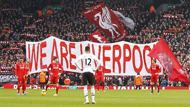 Les fans des Reds ont dit non à la hausse des prix à Anfield : l'Angleterre peut les en remercier