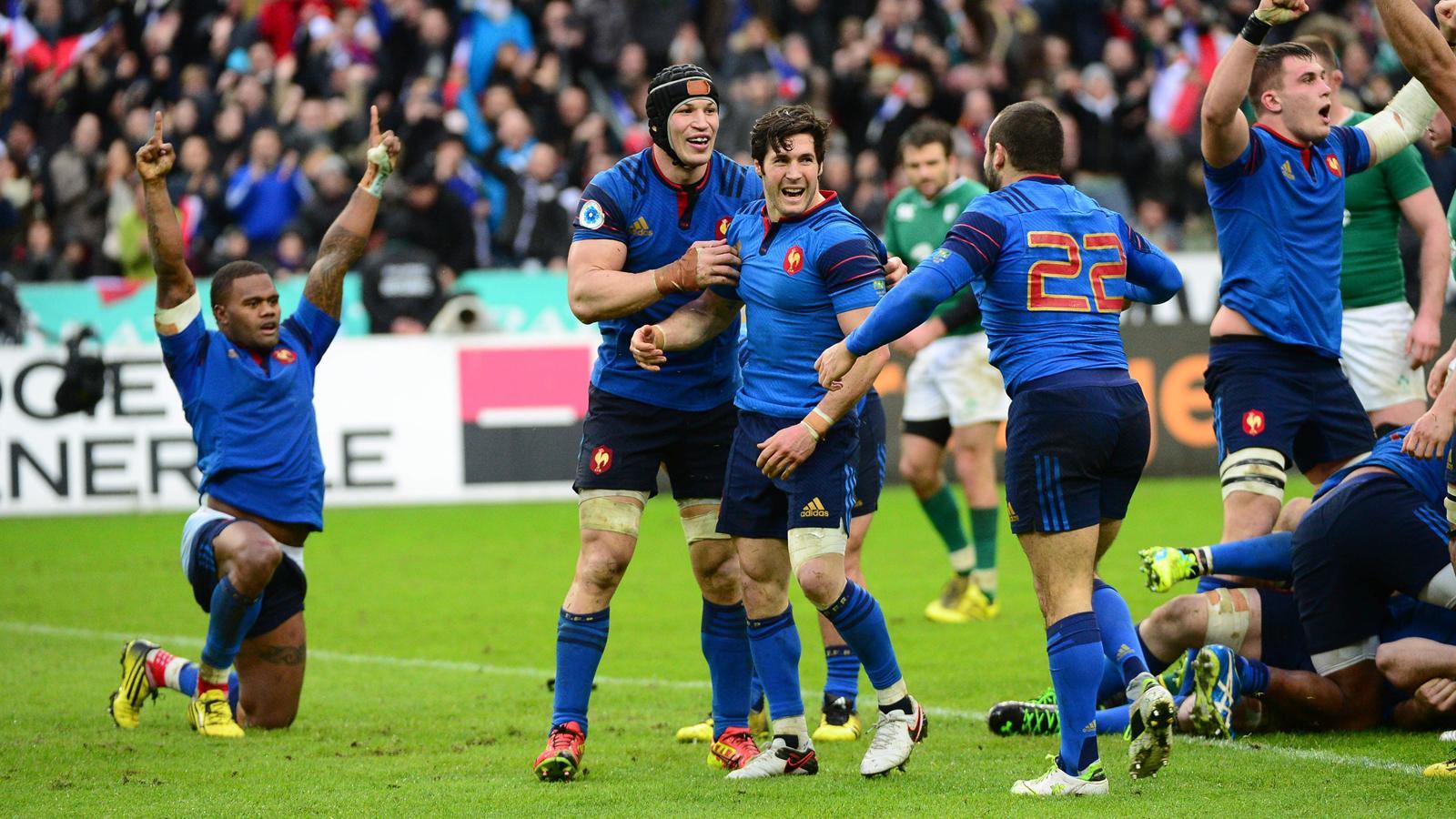 Tournoi des 6 nations france irlande une victoire l 39 arrach mais qui fait un bien fou 10 9 - Rugby coupe des 6 nations ...