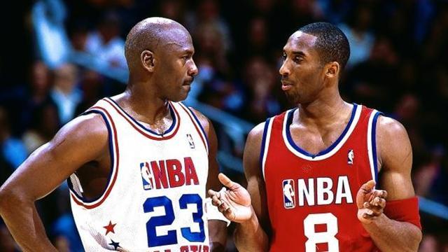 Бренд Джордана подарил Коби всю линию кроссовок Air Jordan за 30 лет существования