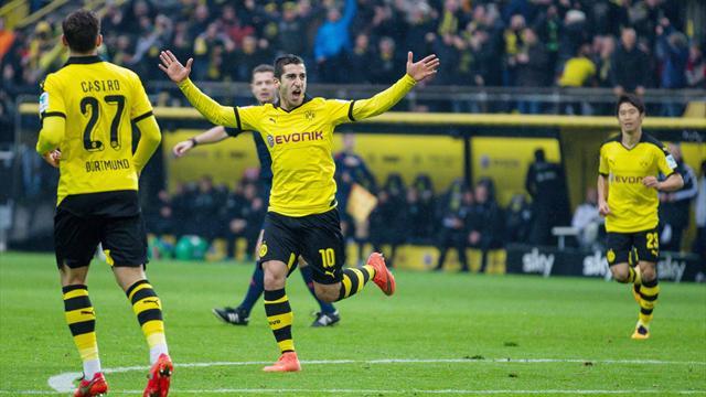 Dortmund creuse l'écart... derrière lui