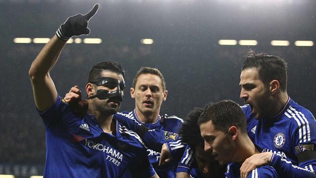 Avant Paris, Chelsea montre ses muscles… et se fait du mouron pour Terry