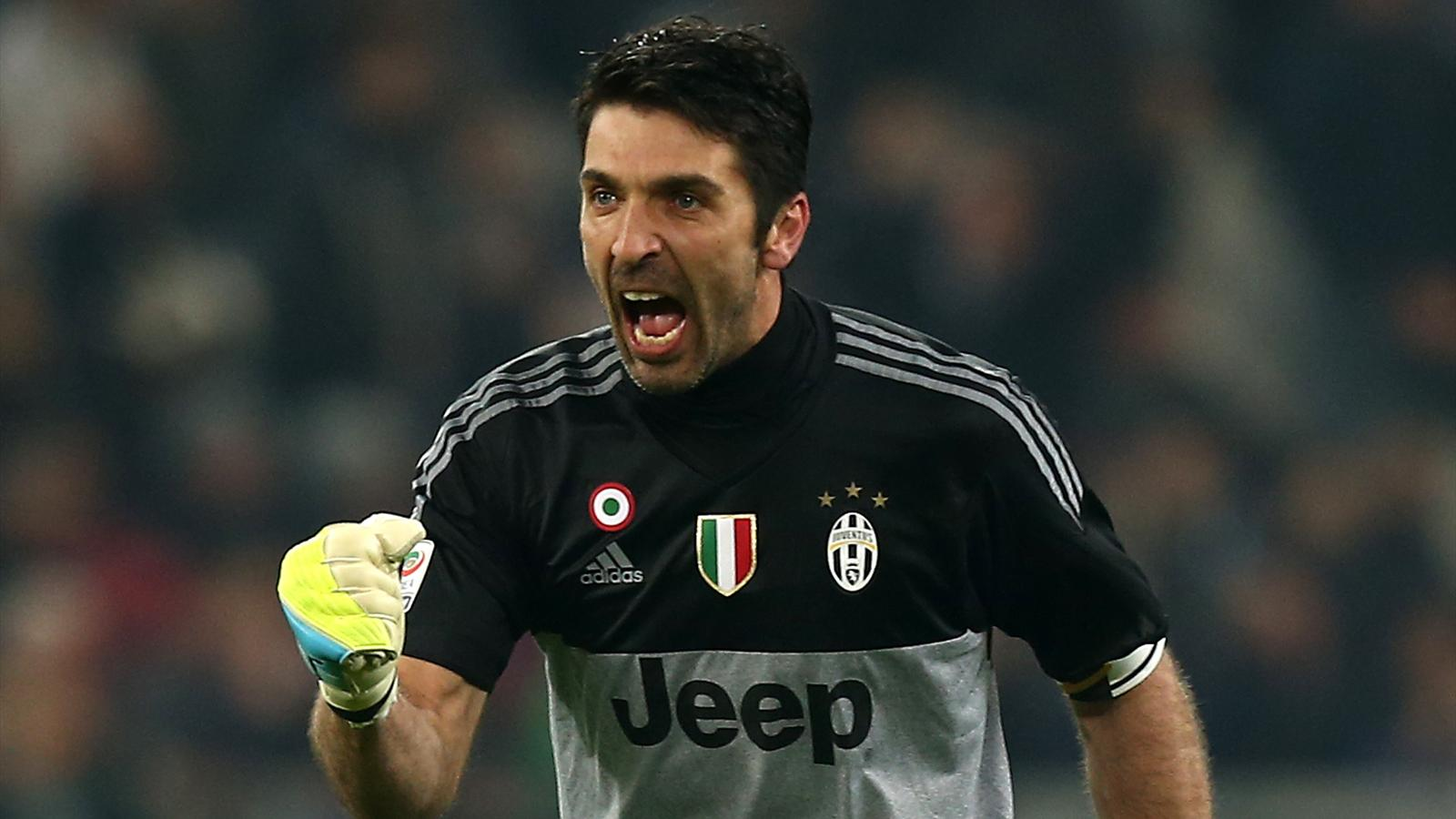 Gianluigi Buffon 'proud' of Juventus team despite Champions League exit - Champions League 2015 ...