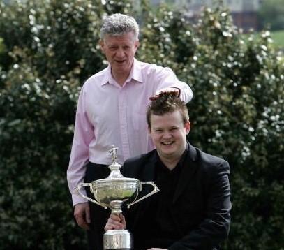 Шон Мёрфи с отцом