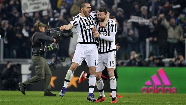 Barzagli: 'Per Bonucci sarà una partita speciale'