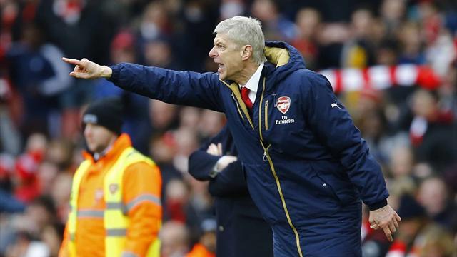 """Pour Wenger, cette victoire est """"un tournant"""" dans la course au titre"""