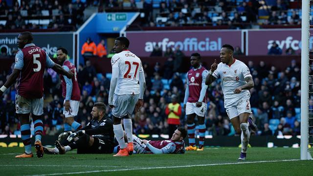 """Liverpool humilie Aston Villa : Garde se """"dit désolé"""""""