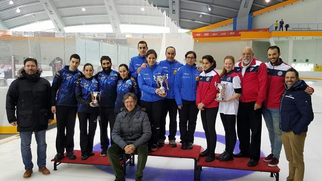 SVC Iparpolo gana el Campeonato de España Mixto