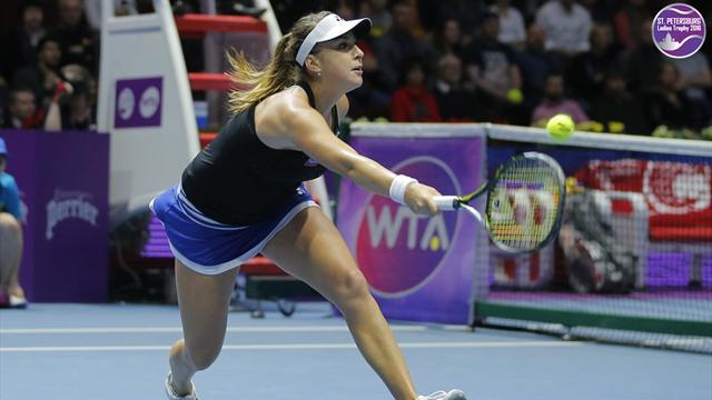 Бенчич вошла в топ-10 рейтинга WTA