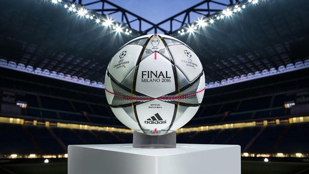 мяч лиги чемпионов 2015-2016 фото