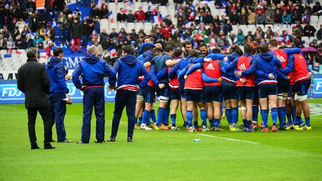 Avec la reprise du Top 14, le XV de France va vivre une semaine crispante