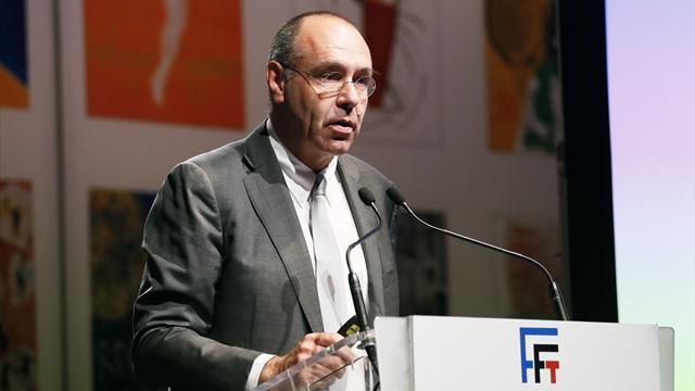"""Licencié de la FFT, Ysern se dit victime d'une """"campagne de calomnie"""" et de """"diabolisation"""""""