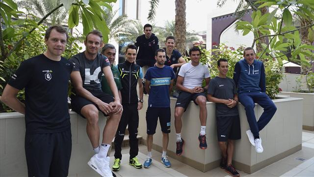 Nibali en tête d'affiche à Oman
