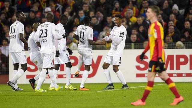 Valenciennes s'offre Lens et respire un peu mieux