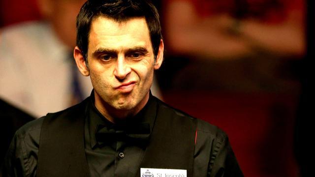 О'Салливан вышел в четвертьфинал, сделав две сотенных серии