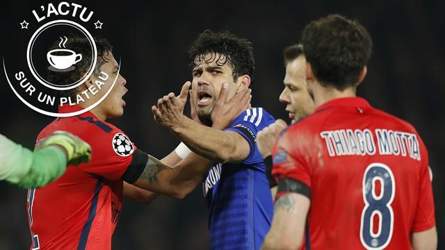 PSG-Chelsea, C1, Ligue 2, tennis : L'actu sur un plateau