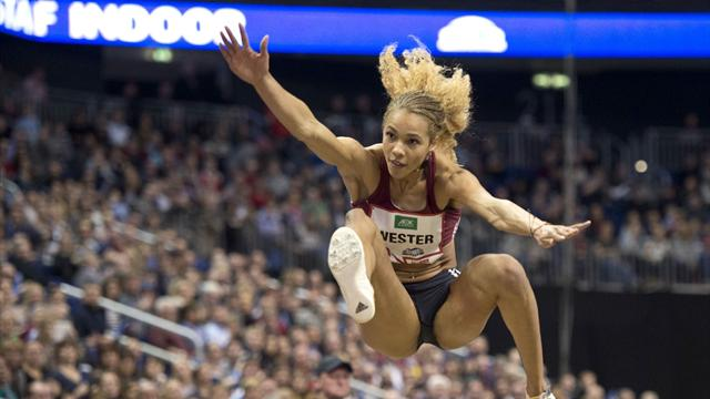 Alexandra Wester: Vom Model zur Weltklassespringerin