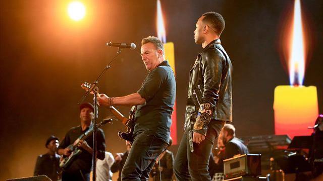 Kral Kupası finaline Bruce Springsteen engeli