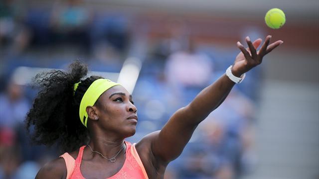 Serena Williams eliminata: passa la Kuznetsova; Azarenka-Muguruza è show