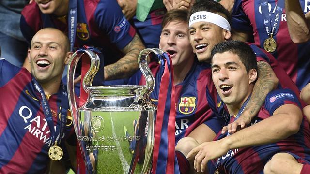 Mascherano firma hasta 2019; Neymar lo hará en los próximos días