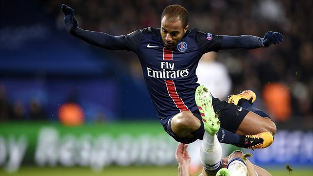 """Lucas pense que le PSG """"est prêt"""" pour Chelsea"""