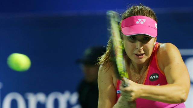 Indian Wells kadınlarda bir favori daha elendi