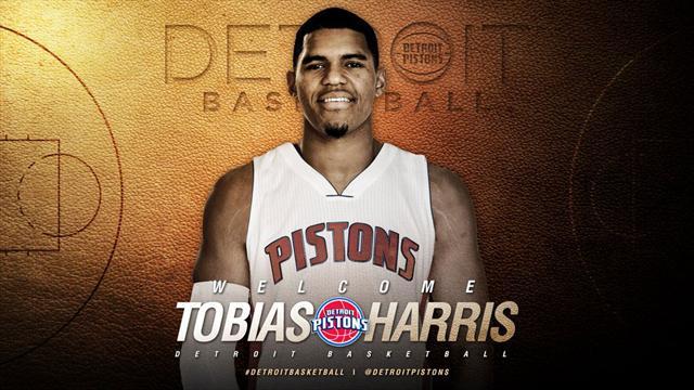 Orlando envoie Harris à Detroiten échange de Jennings et Ilyasova