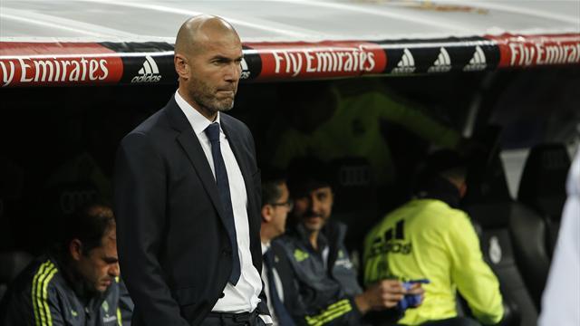 """Roma-Real, premier rendez-vous européen de """"coach"""" Zidane"""