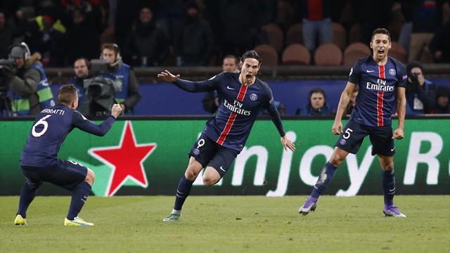 Cavani, Verratti et Trapp : les trois éclairs que le PSG ne pensait pas voir briller comme ça