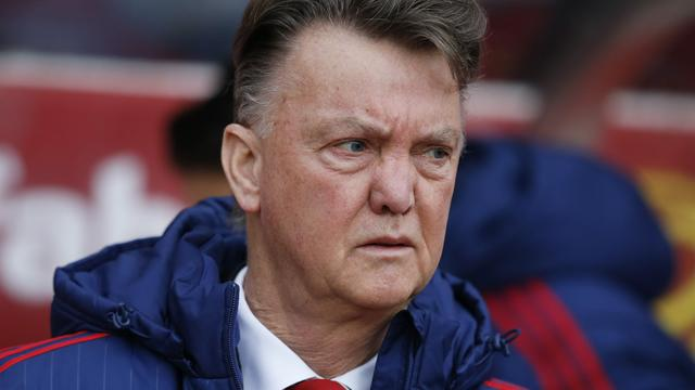 Louis van Gaal not getting carried away as Manchester United close on top four