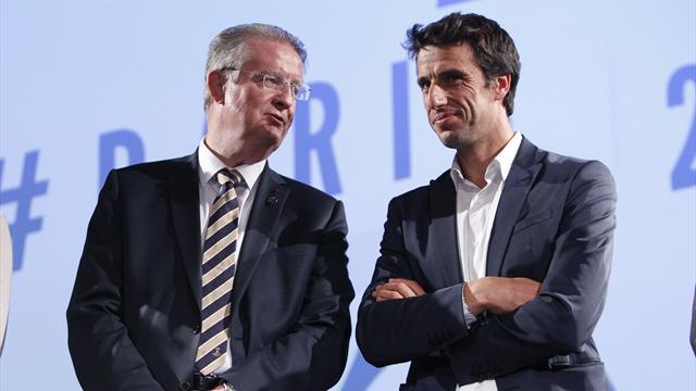 Lapasset, patron de Paris 2024, ne briguera pas de nouveau mandat à la tête de World Rugby