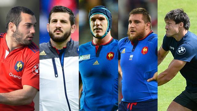 Doussain, Goujon, Le Roux, Chiocci, Trinh-Duc... Les 5 choix forts de Novès