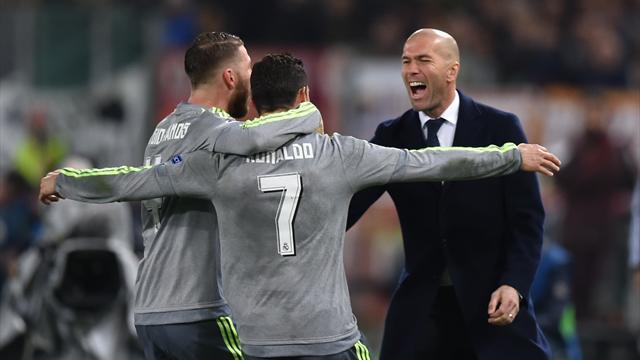 """Para Zidane no hay dudas: """"Cristiano merece el Balón de Oro claramente"""""""