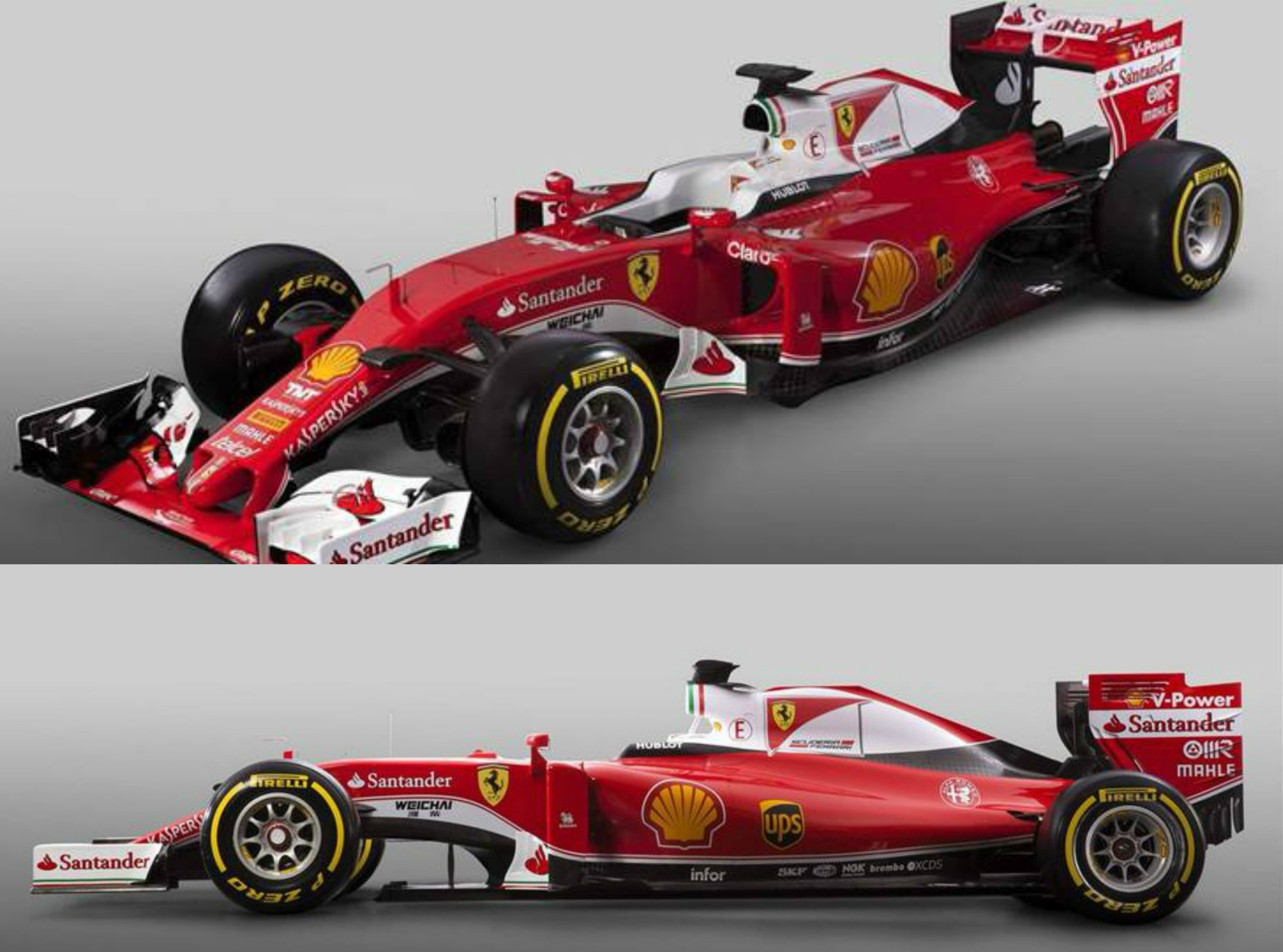 pour sa sf16 h ferrari reprend une ancienne livr e saison 2016 formule 1 eurosport. Black Bedroom Furniture Sets. Home Design Ideas