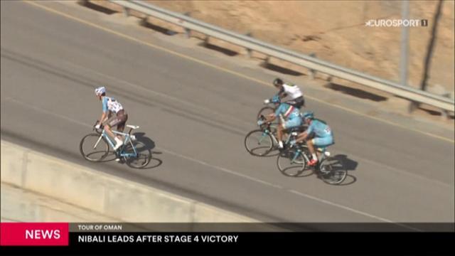 Nibali a tout emporté sur son passage