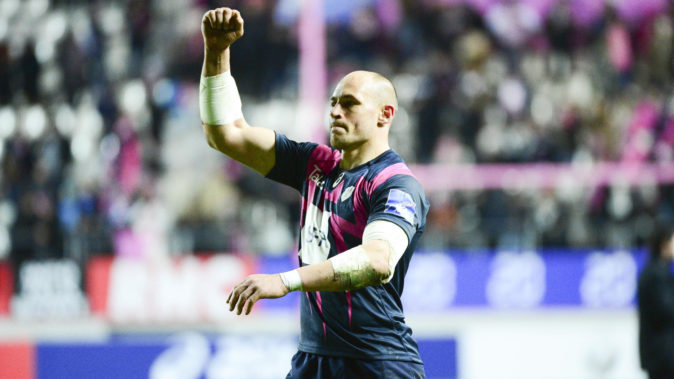 Sergio Parisse (Stade français) - 19 février 2016