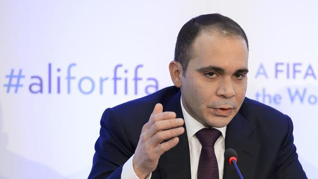 Candidat à la FIFA, le Prince Ali réclame de la transparence