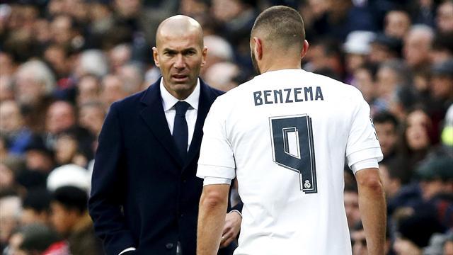 Zidane l'affirme, Benzema est soulagé que son contrôle judiciaire soit levé