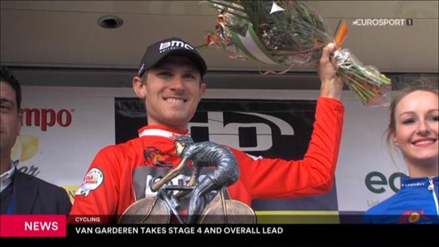 Van Garderen vince la 4a tappa della Ruta del Sol
