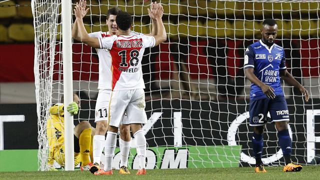 Monaco s'échappe, Toulouse s'en sort bien