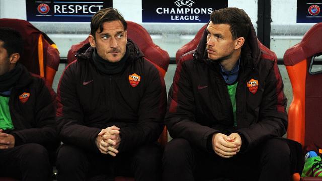 """Totti se lâche : """"Mes rapports avec Spalletti ? Je dirais bonjour-bonsoir"""""""
