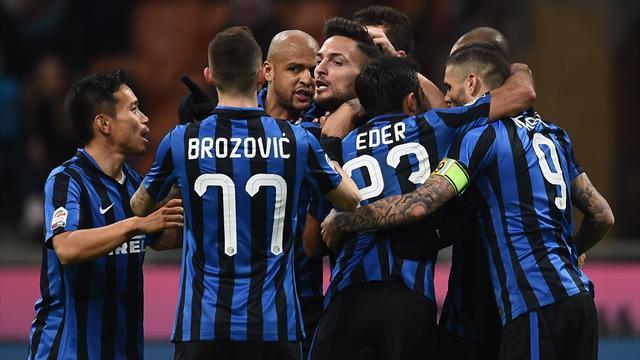 L'Inter Milan se relance sous les yeux de Mourinho