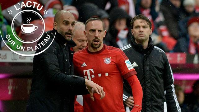 Ligue 1, Warriors, Racing 92, Ribéry : l'actu sur un plateau