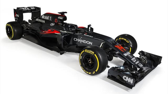 Avec sa MP4-31, McLaren-Honda veut oublier le naufrage de la saison passée